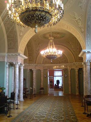 Английский клуб (Английское собрание) - один из первых российских