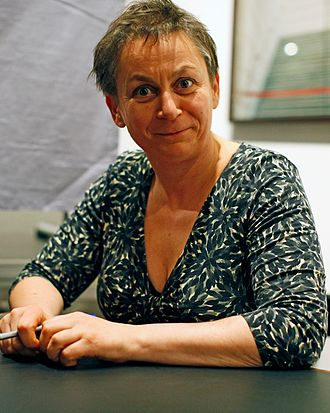 Anne Enright - Anne Enright at Literaturhaus Köln, 18 November 2008