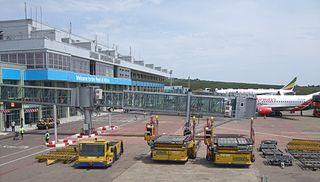 Entebbe International Airport Airport in Uganda