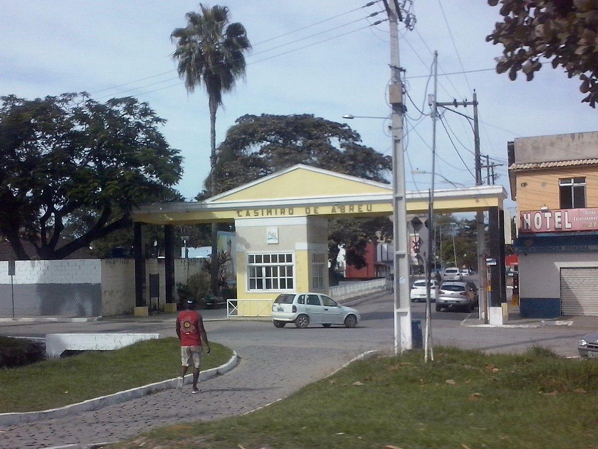 Casimiro de Abreu Rio de Janeiro fonte: upload.wikimedia.org