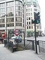 Entrance to Monument Tube Station - geograph.org.uk - 1715498.jpg