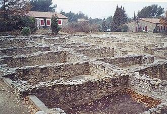 Entremont (oppidum) - Image: Entremont