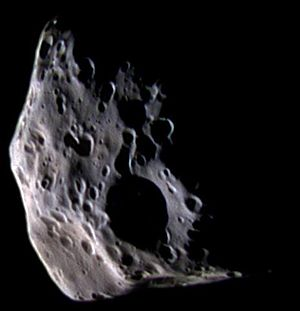 Epimetheus (moon) - Epimetheus
