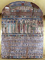 Epoca tarda o tolemaica, stele funeraria in legno, 664-30 ac ca. 01.JPG