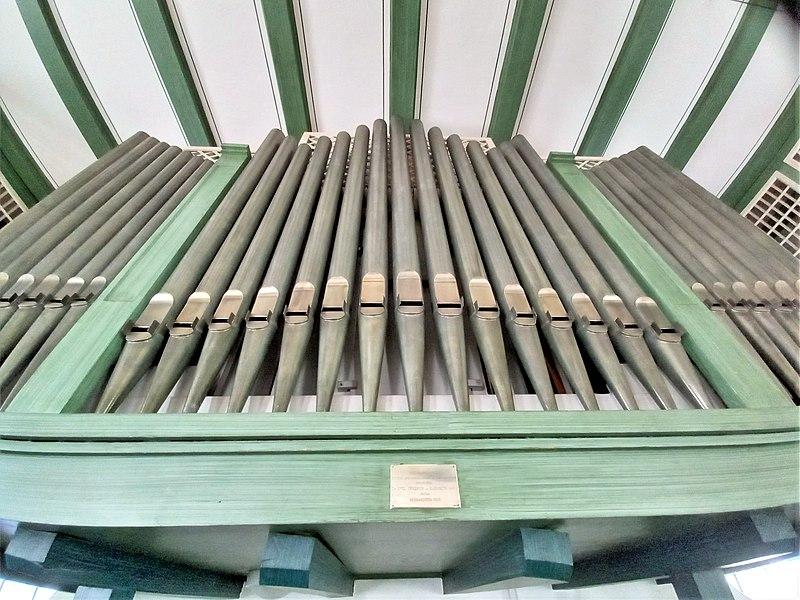 Datei:Erding, Christuskirche (Steinmeyer-Orgel) (5).jpg