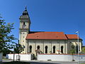 Erding, St Mariä Verkündigung (101), Exterior.JPG