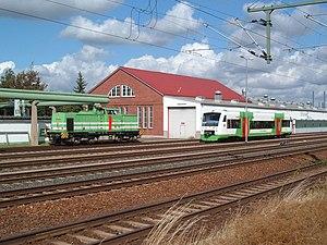 Erfurter Bahn - Image: Erfurter Bahn