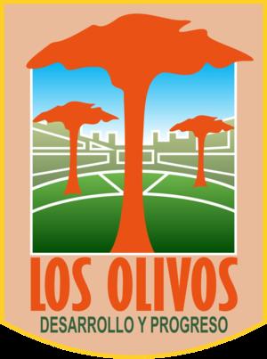 Los Olivos District - Image: Escudo de Los Olivos