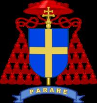 Escudo de Raúl Francisco Cardenal Primatesta.png