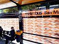 Estación Empedrado - Metrobús San Martín (2).jpg