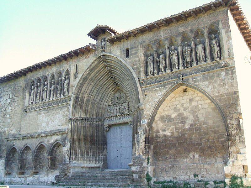 Estella - Iglesia Santo Sepulcro 01.JPG