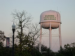 Eudora - Catfish Capital of Arkansas