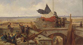 Eugen Adam - Eugen Adam's Fort Vanves