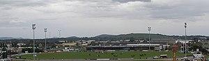 North Ballarat Football Club - Image: Eureka Stadium