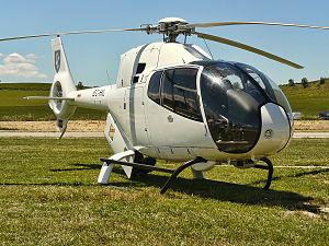 Aerosport (air show) - Image: Eurocopter EC 120B Colibri Helipistas EC HIL (8854841934)