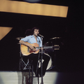 Eurovision Song Contest 1976 rehearsals - Belgium - Pierre Rapsat 5.png