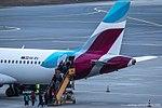 Eurowings Europe Airbus A320 OE-IEU (33356799096).jpg
