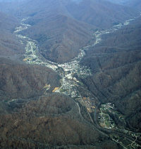 Evarts Kentucky from the air.jpg