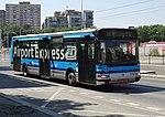 Evropská, Červený Vrch, autobus AE.jpg