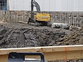 Excavation for phase 2 of 'The Ivory', 2015 04 03 (8).JPG - panoramio.jpg