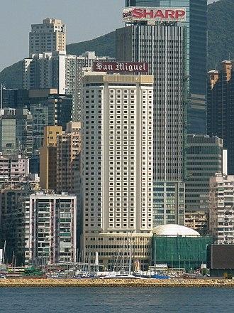 The Excelsior (Hong Kong) - Excelsior Hotel