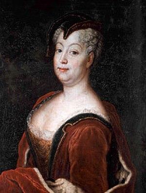 Anna Louise Föhse - Anna Louise Föhse, painted by Antoine Pesne