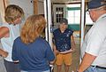 FEMA - 30614 - Community Relations workers with Big Lake resident.jpg