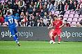 Fabio Coentrao - Croatia vs. Portugal, 10th June 2013.jpg