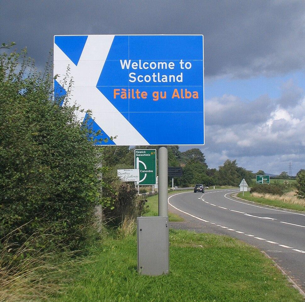 Failte Scottish