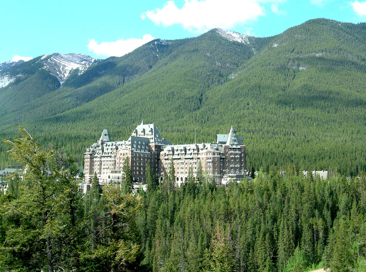 Banff Springs Hotel Spa