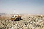 Falcon Sqn FUCHS vehicle in Jordan MOD 45164588.jpg