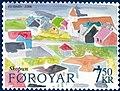 Faroese stamp 572 Sandoy.jpg