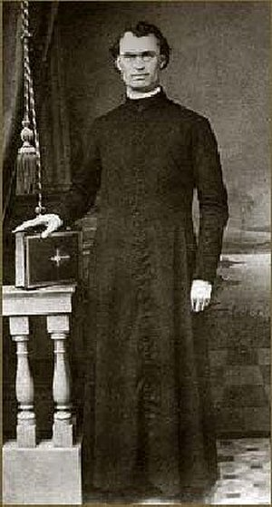 Patrick Manogue -  Father Patrick Manogue, a pioneering priest to California and Nevada.
