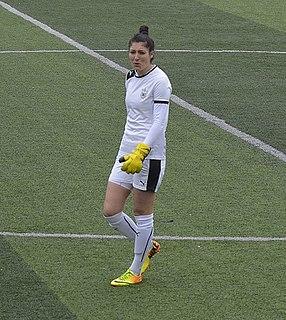 Fatma Şahin (footballer) Turkish female footballer