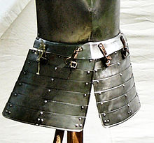Faulds (armour) - Wikipedia