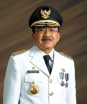 Jakarta gubernatorial election, 2012 - Image: Fauzi Bowo