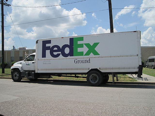 File:FedEx Ground Truck Memphis TN 2012 07 17 003.jpg - Wikimedia ...