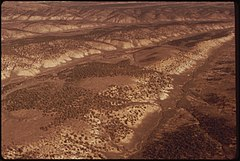Federal Oil Shale Lease Site in Piceance Basin, 10-1972 (3815834136).jpg