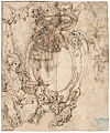 Federico Zuccaro (circle) Entwurf für eine Wappenkartusche.jpg