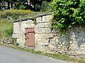 Feigneux (60), cave externe, rue des Brébis.JPG