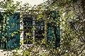 Feistritz im Rosental Weizelsdorf 1 Schloss Ebenau Fenster W-Seite 30092018 4831.jpg