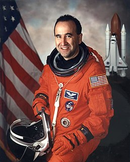 Fernando Caldeiro American astronaut