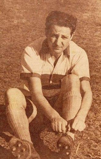 Fernando Riera - Riera as a player of Universidad Católica