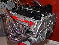 Ferrari 051 engine front Museo Ferrari.jpg