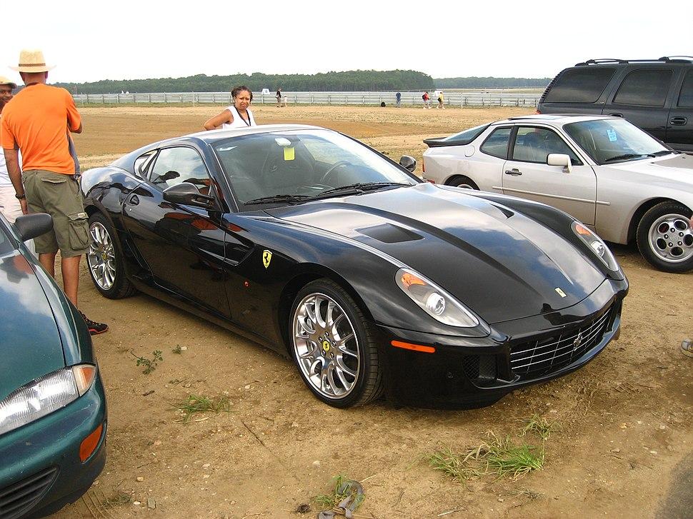 Ferrari 599 GTB front