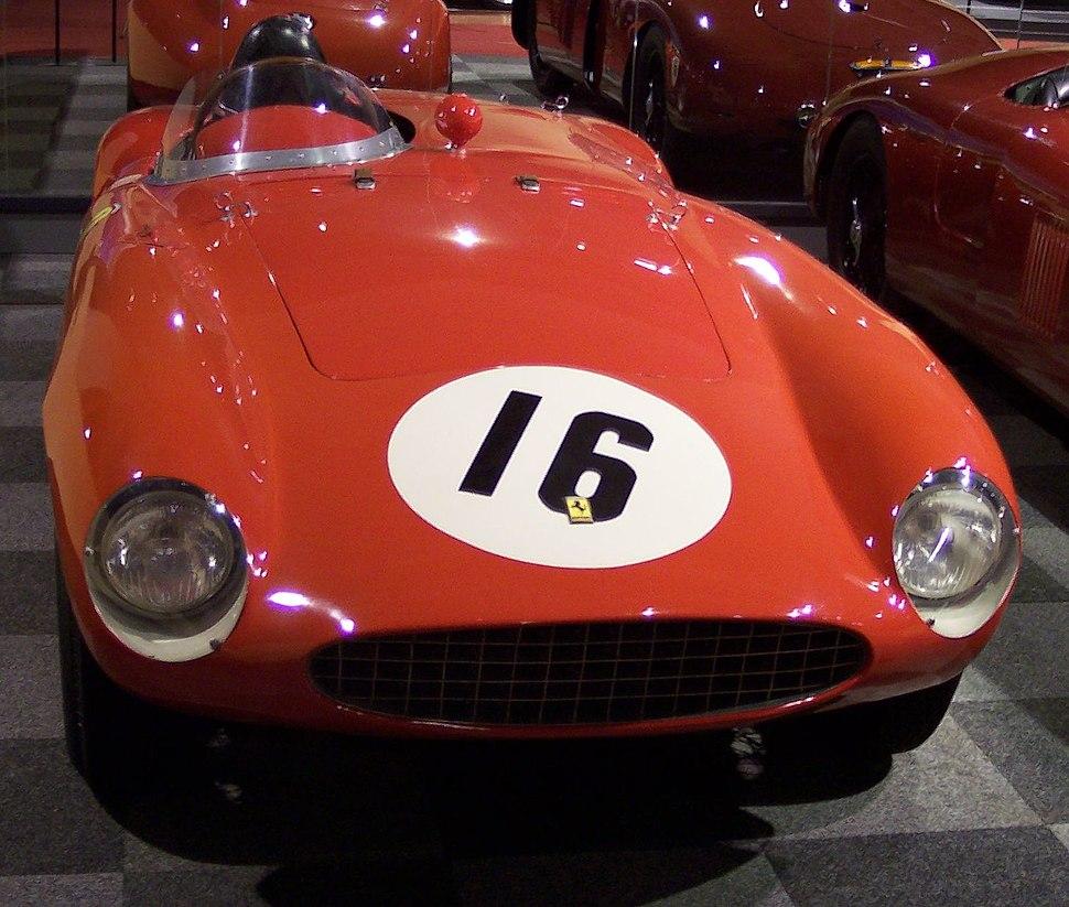 Ferrari 750 Monza Scaglietti Spider 1954
