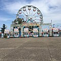 Ferris Wheel at State Fair from Ground 2016.jpg