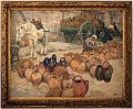 Ferruccio scattola, il mercato dei cocci ad assisi.jpg