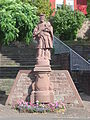 Figur des heiligen Johannes Nepomuk in Klingenberg am Main.JPG