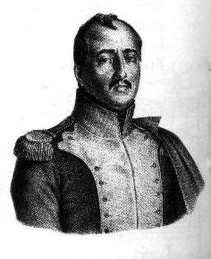 Filippo Galli (bass) - Portrait of Filippo Galli